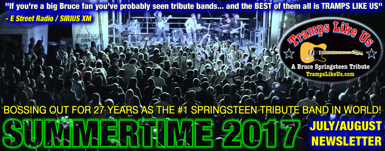 bruce springsteen tribute band